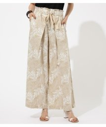 AZUL by moussy/LEAF EASY PANTS/502459702