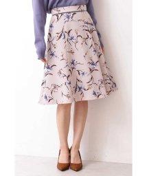 PROPORTION BODY DRESSING/|美人百花 10月号掲載|オータムシックリリーフレアスカート/502459787
