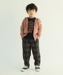 b-ROOM/【EC別注】裏毛フルジップパーカー/501651728