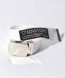 Lovetoxic/ワンポイントガチャベルト/502450235