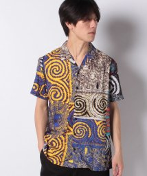 Desigual/MAN WOVEN SHIRT SHORT SLEEVE/502450540