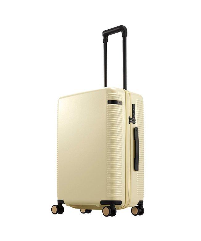カバンのセレクション エース ウォッシュボードZ スーツケース 軽量 ストッパー ダイヤルロック 60L Mサイズ ace. TOKYO 04066 ユニセックス イエロー フリー 【Bag & Luggage SELECTION】