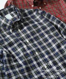 ADAM ET ROPE'/チェック ボタンダウンシャツ Milano Fit/502460493