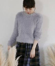 URBAN RESEARCH OUTLET/【KBF】WEB限定フェザークルーニット/502444891