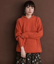 URBAN RESEARCH OUTLET/【KBF】WEB限定ワッフルフーディーニット/502444908