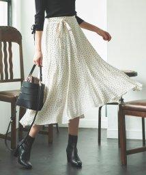 31 Sons de mode/【sweet・美人百花10月号掲載】ドットサテンフィッシュテールスカート/502461845