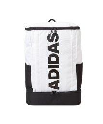 adidas/アディダス リュック スクエア型 27L B4 ADIDAS 55855 シューズ収納 男女兼用 メンズ レディース/502462116