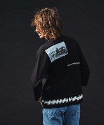 5351POURLESHOMMES/ノマドロングTシャツ/502392560