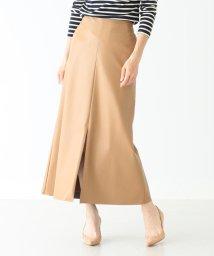 Demi-Luxe BEAMS/Demi-Luxe BEAMS / フェイクナッパレザー スカート/502429381