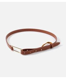 AZUL by moussy/SQUARE BUCKLE BELT/502463278