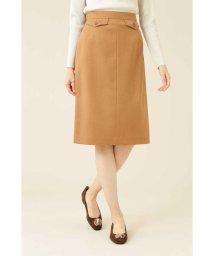 NATURAL BEAUTY BASIC/[洗える]ウールライクタイトスカート/502463334