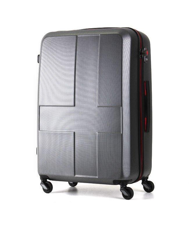カバンのセレクション イノベーター スーツケース Lサイズ 軽量 大型 大容量 INNOVATOR 70L INV63 ユニセックス ブラック 在庫 【Bag & Luggage SELECTION】