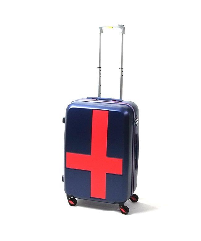 カバンのセレクション イノベーター スーツケース Lサイズ 軽量 大型 大容量 INNOVATOR 70L INV63 ユニセックス ネイビー 在庫 【Bag & Luggage SELECTION】