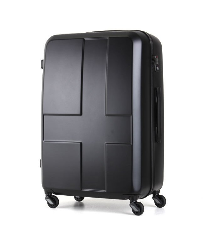 カバンのセレクション イノベーター スーツケース Lサイズ 軽量 大型 大容量 INNOVATOR 70L INV63 ユニセックス ブラック系1 在庫 【Bag & Luggage SELECTION】