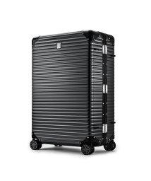 LANZZO/ランツォ スーツケース LANZZO NORMAN 87L Lサイズ ノーマン アルミフレーム アルミボディ/502466002