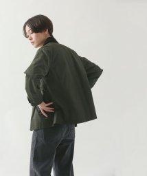 coen/【先行販売】コーティングハンティングジャケット/502466259