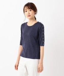 JIYU-KU /【Class Lounge】SILK WASHABLE ニット/502466700