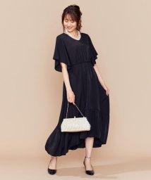 KUMIKYOKU(LARGE SIZE)/【PRIER】ロングリゾートワンピース ドレス/502466708