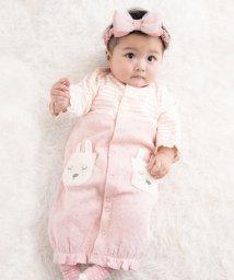 e-baby/接結アニマル2WAYカバーオール/502420228