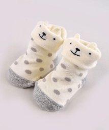 e-baby/クマウサギカップソックス/502420236