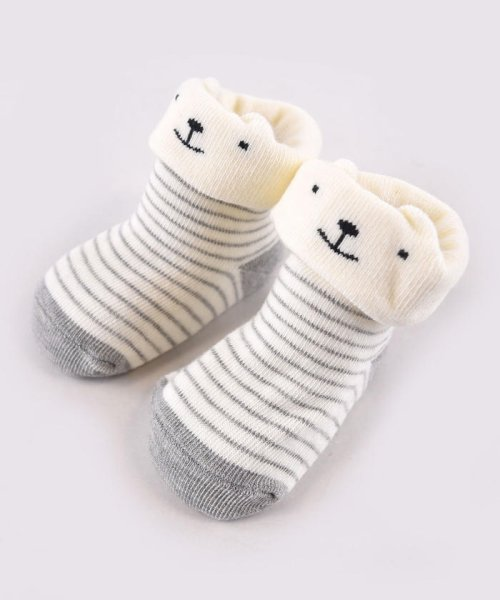e-baby(イーベビー)/クマウサギカップソックス/183915502
