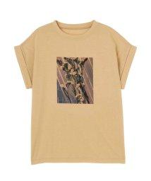 LAGUNAMOON/フラッシュプリントTシャツ/502443102