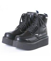 YOSUKE/レディース ブーツ 和柄 水玉 YOSUKE ヨースケ ID-2810029/502459051