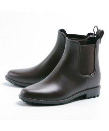 FOOT PLACE/レディース レインブーツ サイドゴア 長靴 SG-B18149/502459080