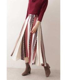 PROPORTION BODY DRESSING/《EDIT COLOGNE》ヴィンテージスカーフプリントスカート/502467181