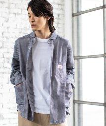 coen/SMITH別注ガーデニングシャツ/502468112