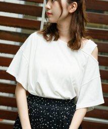 Ray Cassin /ワンショルストラップTシャツ/502468464