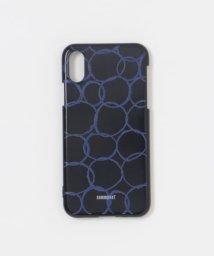 URBAN RESEARCH DOORS/commpost iPhoneX XS CASE maru/502469231