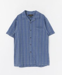 URBAN RESEARCH/FREEMANS SPORTING CLUB INDIGO CHECK BOX SHIRTS/502469353