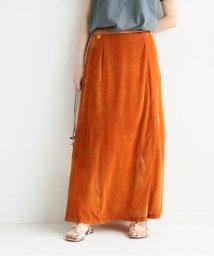 Spick & Span/【ne Quittez pas】ベルベットスカート◆/502469384