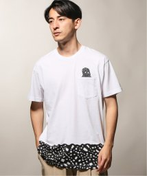JOURNAL STANDARD relume Men's/ONE T-SHIRT/ワン・ティー・シャツ  KY ALIEN POCKET/502469676