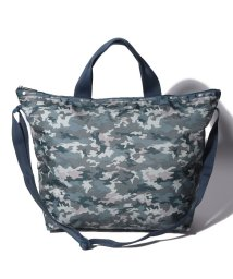 LeSportsac/EASY CARRY TOTE カモブルース/LS0022375