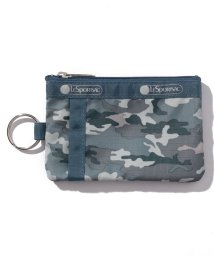 LeSportsac/ID CARD CASE カモブルース/LS0022377