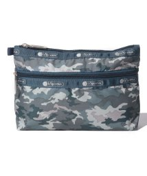 LeSportsac/COSMETIC CLUTCH カモブルース/LS0022387