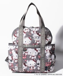 LeSportsac/DOUBLE TROUBLE BACKPACK ハローキティ/LS0022399