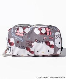 LeSportsac/RECTANGULAR COSMETIC ハローキティ/LS0022401