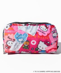LeSportsac/RECTANGULAR COSMETIC ハローキティコレクター/LS0022410