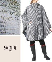 MARUKAWA/【SOMETHING EDWIN】 サムシング エドウィン レイン ポンチョ 雨具 レディース 自転車/502305968