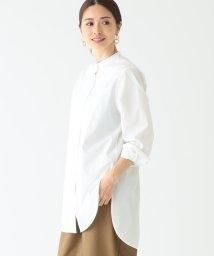 Demi-Luxe BEAMS/Demi-Luxe BEAMS / ビブヨーク コットンシャツ/502395481