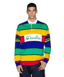 BENETTON (mens)/レインボーカラーラガーシャツJCC/502404836