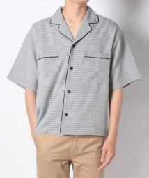 Ciaopanic/チェックパジャマショートスリーブシャツ/502455295