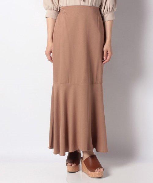 Omekashi(オメカシ)/【Omekashi】テンセルマーメードスカート/OMS1091601A0001