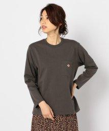 FREDY&GLOSTER/【DANTON/ダントン】POCKET LONG Tシャツ #JD-9077/502459414