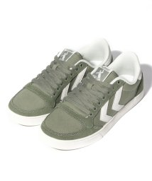 hummel/SLIMMER STADIL CANVAS LOW/502462473