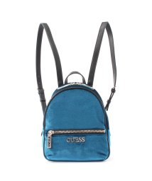 GUESS/ゲス GUESS RONNIE BACKPACK (TEAL)/502469520