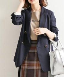 IENA/ダブルブレストジャケット◆/502470530